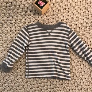 Carters striped long sleeve size 3T